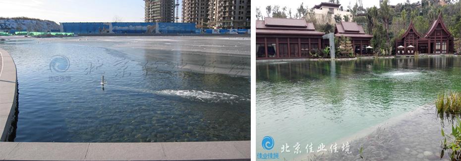 HDP工艺系统设备——河湖水质原位净化机