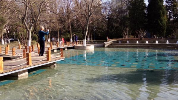 中共北京市委党校景观水池水处理