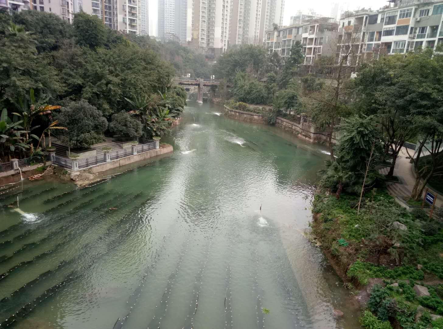 新华水库水处理工程案例