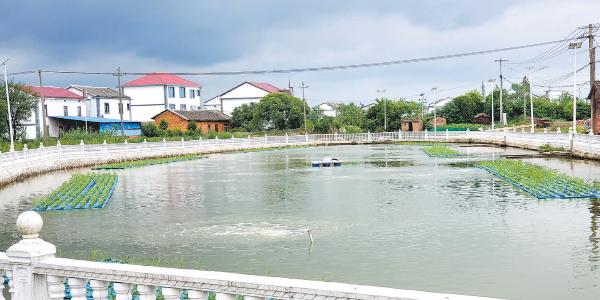 南昌市农村水环境村点生活污水治理工程案例