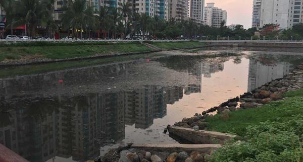 海口白沙河黑臭水体治理工程-佳业佳境工程案例