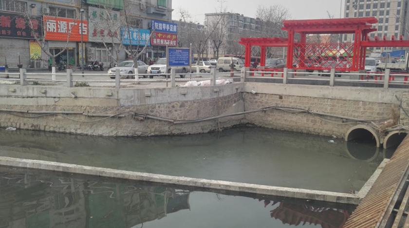 秦皇岛大马坊河原位生态修复工程-佳业佳境工程案例